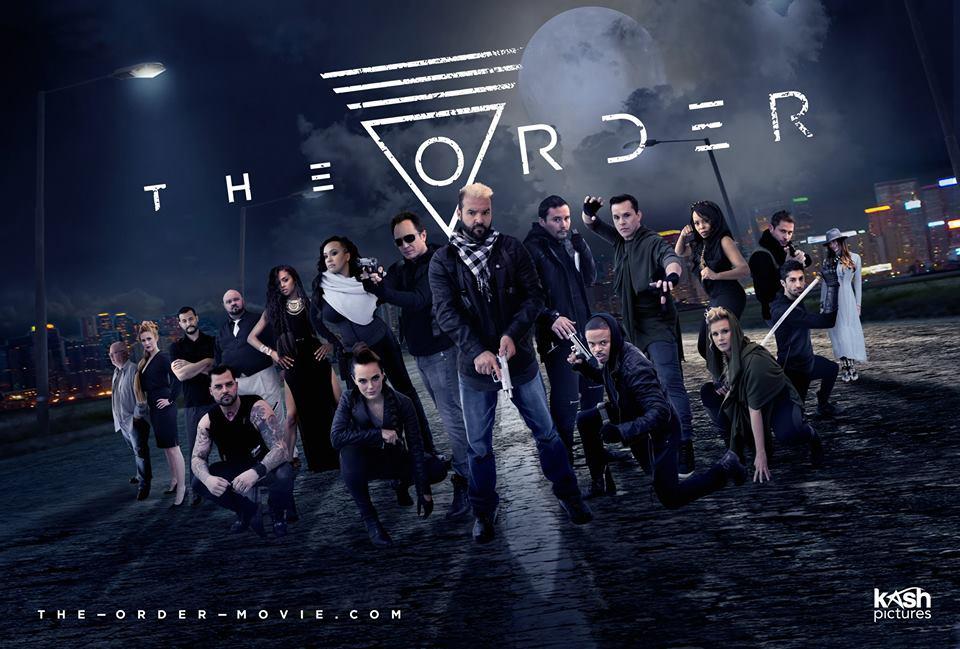 The Order: Imagem: Divulgação - Facebook.com/TheOrderTheMovie