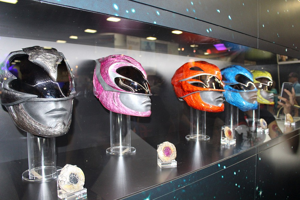 SDCC-2016-Power-Rangers-Movie-Helmets-Display-2