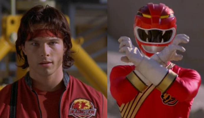 Ricardo Medina - Cole Evans   Power Rangers Força Animal