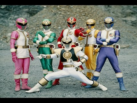Gosei Sentai Dairanger (1993/1994)